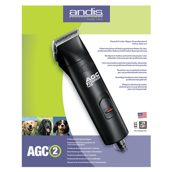 AGC Professional - 2 Speed (Black) OPTION B NO BLADE INCLUDED R2695.00 INCL.VAT