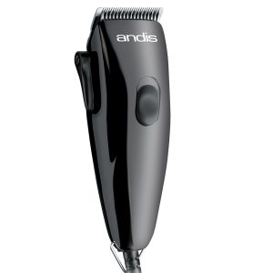 12-Piece Adjustable Blade Pet Clipper Kit - Black