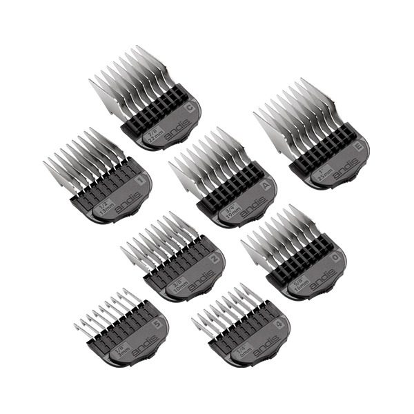 Steel Comb Set