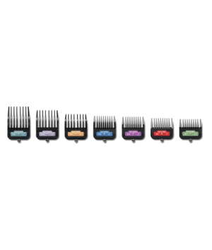 7-Piece Animal Clip Comb Set