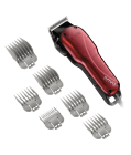 USA US-1 US PRO Adjustable Blade Clipper RED