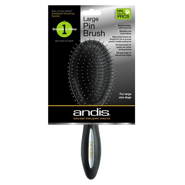 Premium Large Pin Brush