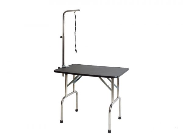 Folding Grooming Table with S/S Legs