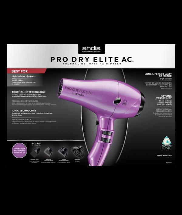 ProDry™ Elite - Purple 1600W Dryer