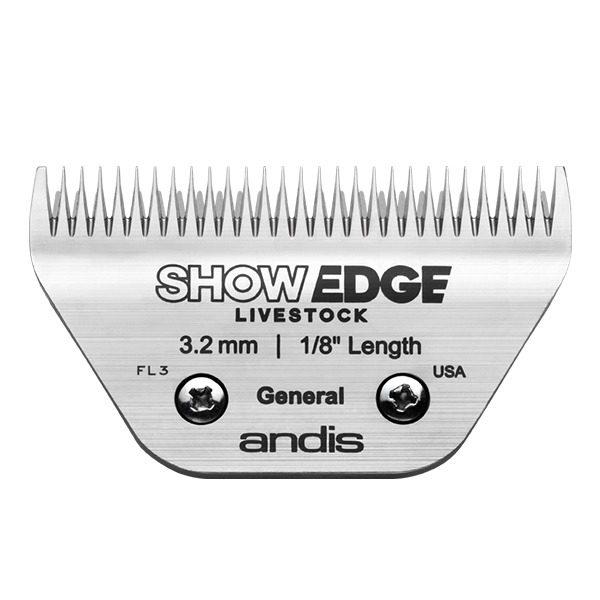 ShowEdge® Detachable Livestock Blade - General