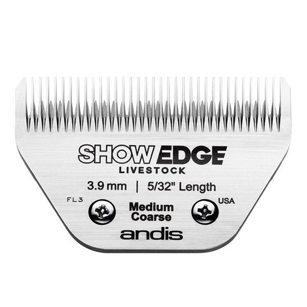 ShowEdge® Detachable Livestock Blade - Medium Coarse